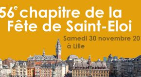 Save the Date - Fête de Saint-Eloi 2019 à Lille