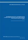 Recommandations Classes d'exécution NF EN 1090-2